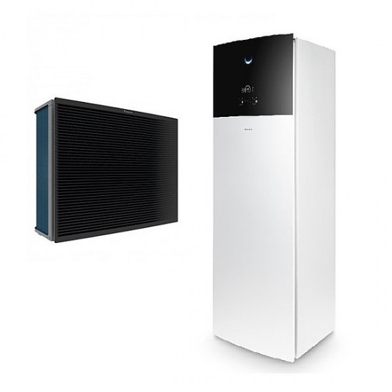 Daikin 16kW Altherma 3 H HT (Augstas temperatūras siltumsūknis), 230L