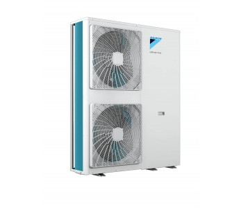 Daikin 16kW Altherma 3 ar atdalītu hidro moduli, ar dzesēšanas funkciju