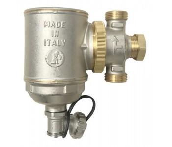 Giacomini magnētiskais filtrs, nogulšņu separators (DN25, 28mm)