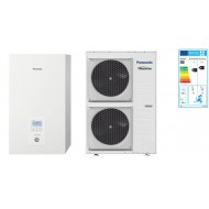 Panasonic 12kW Bi-Block (High Perfomance)